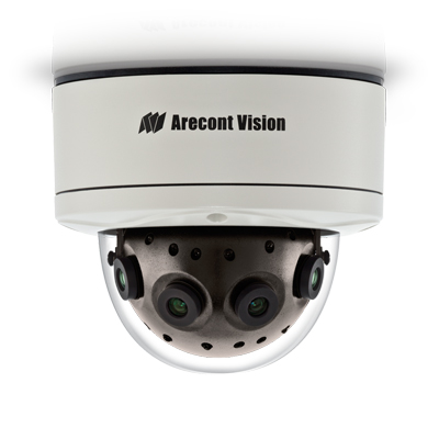 Arecont Vision SurroundVideo® 12 MP WDR 180° Panoramic Camera