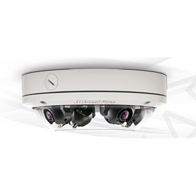 Arecont Vision SurroundVideo Omni 2nd generation brings outstanding user-selected 180-360° HD megapixel coverage