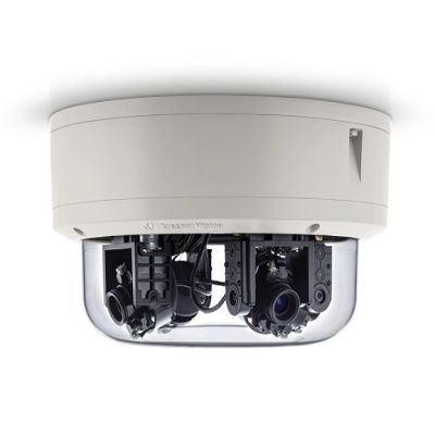 Arecont Vision AV12376RS 12MP TDN indoor/outdoor IP dome camera