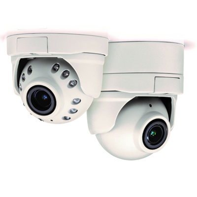 Arecont Vision MegaBall G2 megapixel camera with STELLAR & adjustable IR