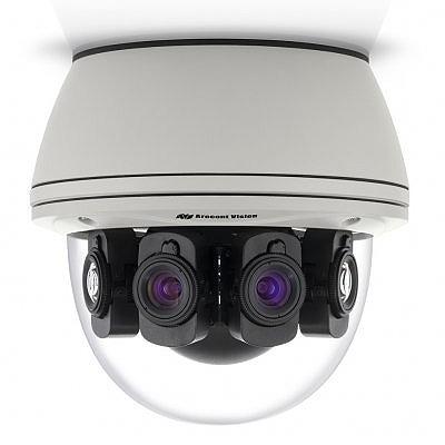 Arecont Vision AV12586PM 12 MP true day/night IP dome camera