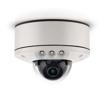 Arecont Vision AV1555DNIR-S 1.2MP TDN indoor/outdoor IP dome camera