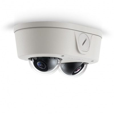 Arecont Vision AV4655DN-28 4MP TDN IP Dome Camera