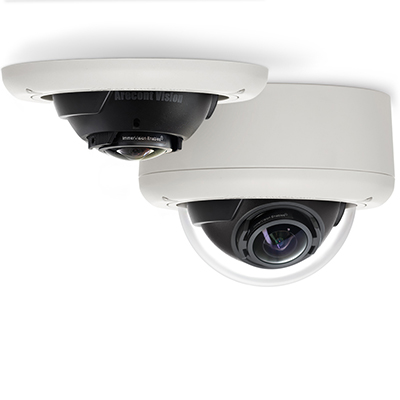 New Arecont Vision MegaBall® 2 with Panomorph lens provides a cost-effective wide angle imaging solution
