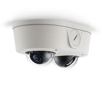 Arecont Vision AV6656DN-08 WDR 6MP TDN IP Dome Camera