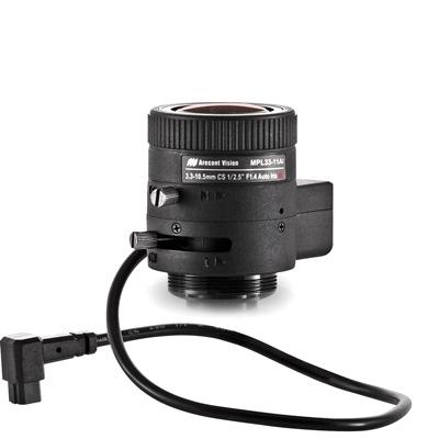 Arecont Vision MPL33-11AI 1/2.5 megapixel camera lens