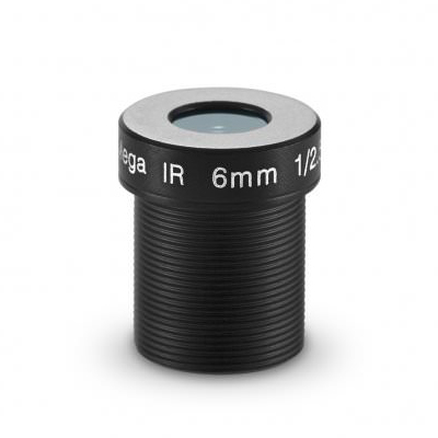 Arecont Vision MPM6.0 fixed iris 1/2.5inch IR corrected lens