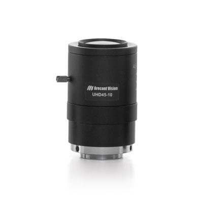 Arecont Vision UHD45-10  Vari-focal IR corrected lens