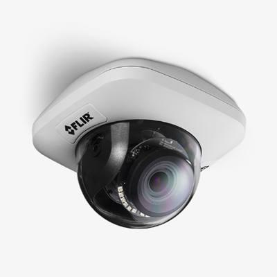 FLIR Systems CM-3304-11-I Ariel Quad HD IP Mini-dome Camera (3-8.5mm)