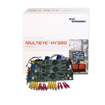 artec 16100/8 digital video recorder kits