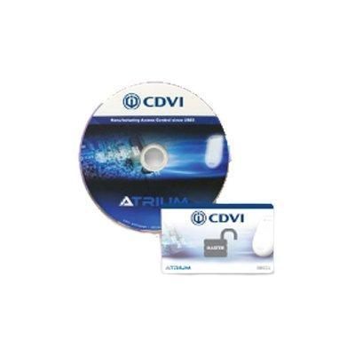 CDVI UK ATRIUM Softwares - Free softwares and firmwares