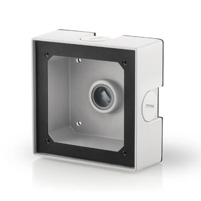 Arecont Vision AV-JBA-W Square Standard Junction Box (White)