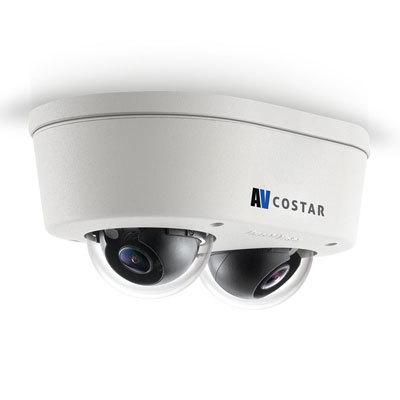 Arecont Vision AV10856DN-NL 10MP MicroDome Duo