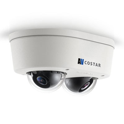 Arecont Vision AV16856DN-28 16MP MicroDome Duo