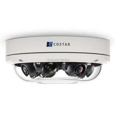 Arecont Vision AV20476DN-28 20MP Contera Omni Directional Outdoor Dome