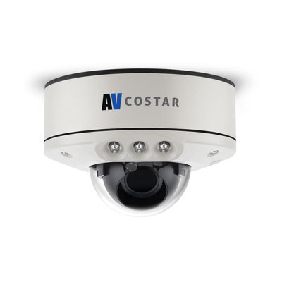 Arecont Vision AV5756DNIR-S-NL 5MP Contera Surface Mount Outdoor MicroDome
