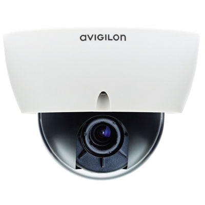 Avigilon 1.0-H3-D1 1 Megapixel Day/night H.264 HD Indoor Dome Camera