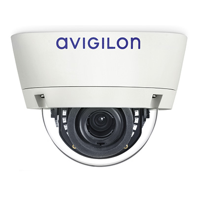 Avigilon 1.0C-H4A-D1 H4 HD Indoor Dome Camera With Self-Learning Video Analytics