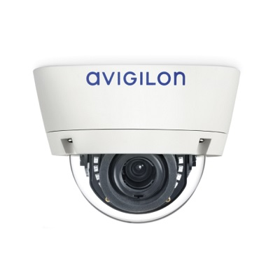 Avigilon 1.0C-H4A-DC2 H4 HD indoor dome camera with self-learning video analytics