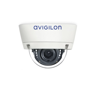 Avigilon 1.0C-H4A-DO1 H4 HD Outdoor Dome Camera With Self-learning Video Analytics