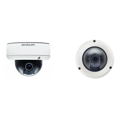 Avigilon 3.0W-H3-DO1 3.0 megapixel WDR day / night H.264 HD 3-9mm outdoor dome camera