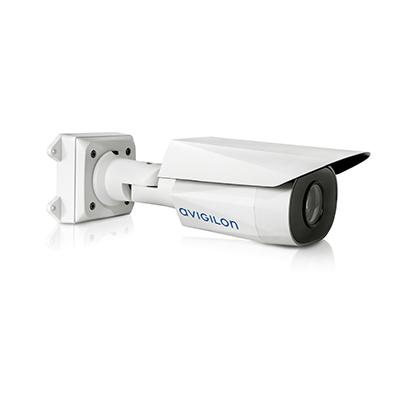 Avigilon 5.0L-H4A-BO2-IR HD bullet camera with self-learning video analytics