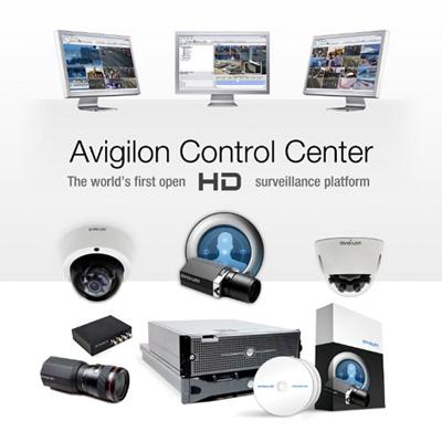 Avigilon Control Center 4.6 Network Video Management System Provides A Powerful Engine For HD Surveillance