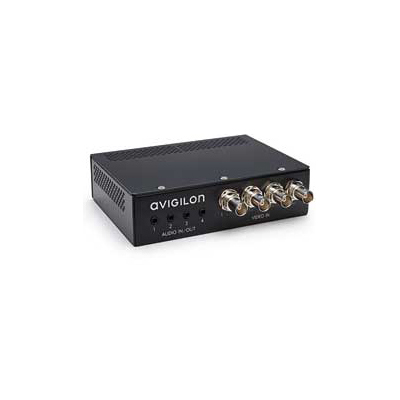 Avigilon ENC-4P-H264 analogue video encoders high definiton surveillance systems