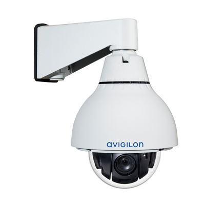 Avigilon PTZMH-DC-CLER1 PTZ in-ceiling dome camera cover with clear bubble