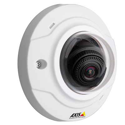 Axis Communications AXIS M3004-V compact indoor fixed dome network camera