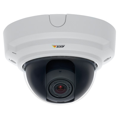 Axis Communications AXIS P3364-V day/night vandal-resistant fixed dome network camera