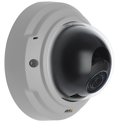 Axis Communications AXIS P3365-V 2 megapixel fixed dome network camera