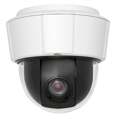 Axis introduces its P5534 PTZ dome network camera with an IP51-rated protection