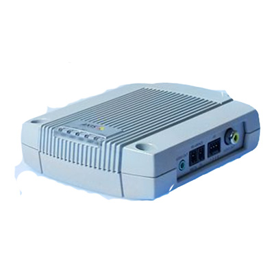 Axis Communications AXIS P7701 video decoder with H.264, MPEG-4 and M-JPEG compression