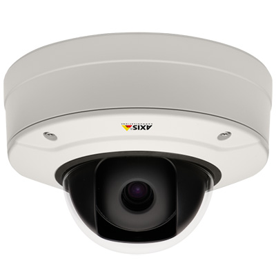 Axis Communications AXIS Q3505-V indoor fixed dome network camera