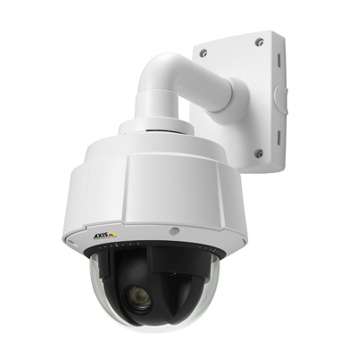 Outdoor-ready HDTV PTZ domes strengthen Axis' camera offerings