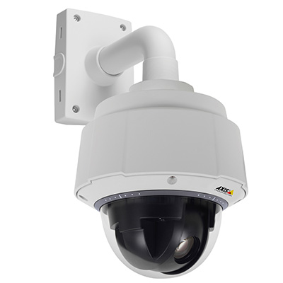 Axis Communications AXIS Q6044-E high-speed outdoor PTZ dome network camera