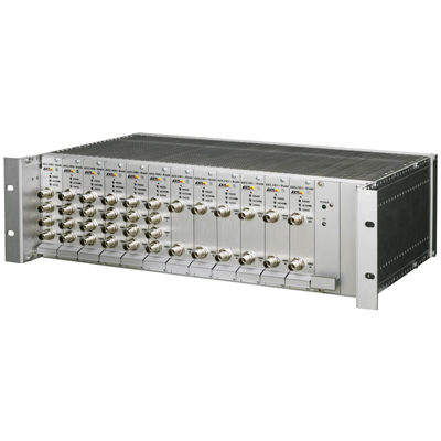 Axis Communications AXIS Rack Solution 19 inch aluminum video server rack