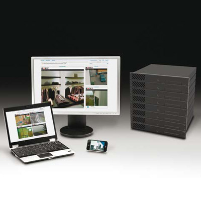 Axis Communications AXIS Video Hosting System server software