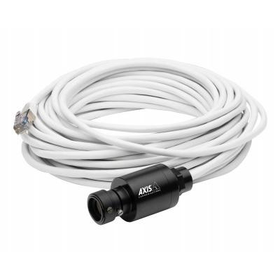Axis Communications F1015 12 m / 39 ft. cable Varifocal lens for flexible surveillance