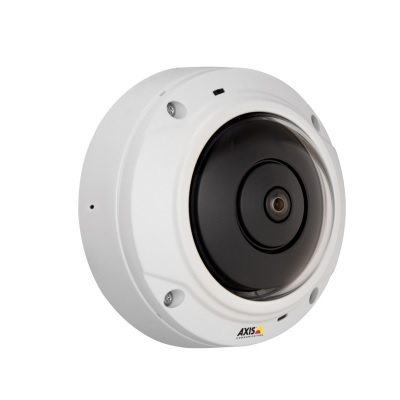 Axis Communications M3037-PVE Outdoor-ready, Day/night Fixed Mini Dome