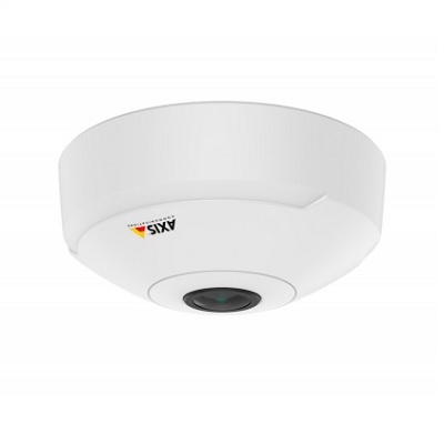 Axis Communications M3048-P 12MP Mini Dome With 360° Panoramic View
