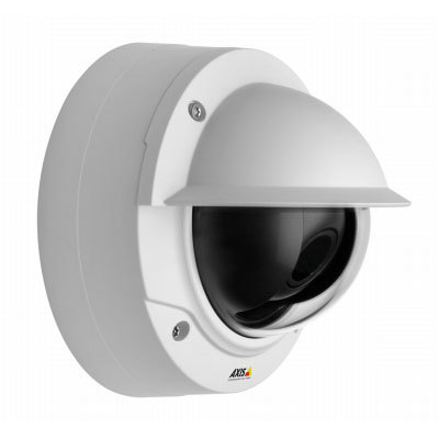 Axis Communications AXIS P3225-VE Mk II HDTV 1080p day/night outdoor IP dome camera