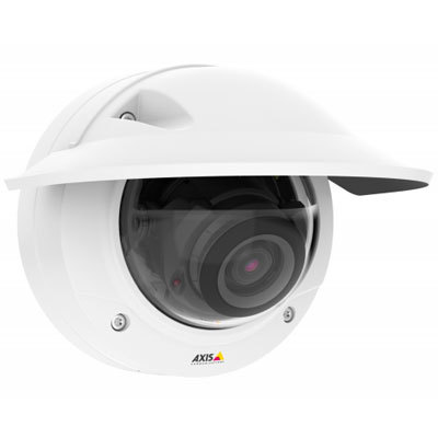 Axis Communications AXIS P3227-LVE 5MP day/night outdoor IR IP dome camera