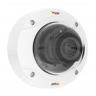 Axis Communications AXIS P3228-LV 4K Day/Night IR IP Dome Camera
