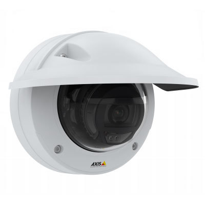 Axis Communications AXIS P3245-LVE HDTV 1080p day/night outdoor IR IP dome camera