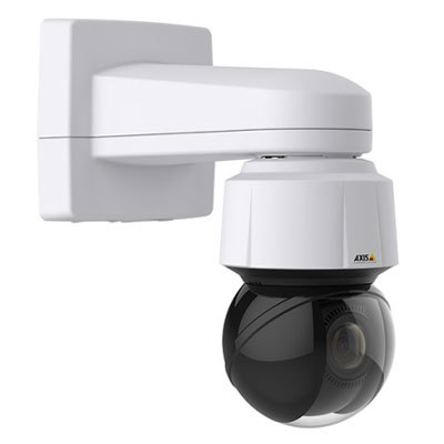 Axis Communications AXIS Q6128-E UltraHD 4K outdoor PTZ IP dome camera