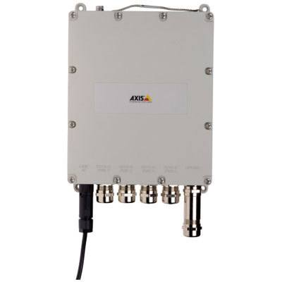 Axis Communications AXIS T8504-E 4 port outdoor PoE switch