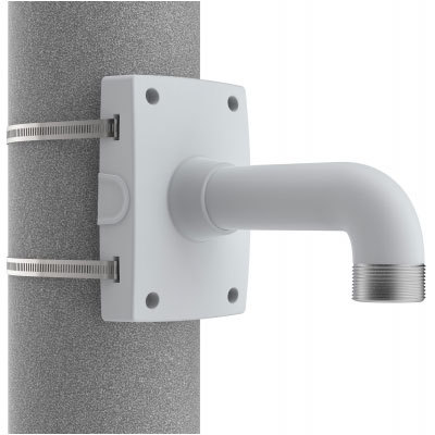 Axis Communications AXIS T91B67 pole mount for fixed dome cameras
