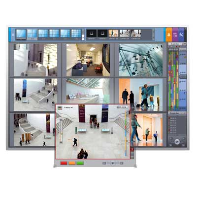 AxxonSoft AxxonSmart PRO video management software with its innovative user interface, state-of-the-art video analytics and event response configuration